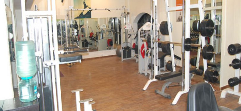 The White Hotel Gym