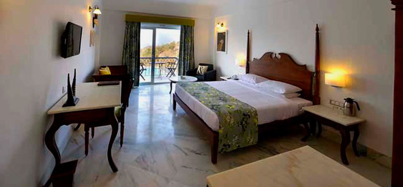 Fateh Safari Lodge Deluxe Room With Balcony
