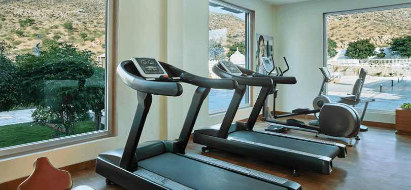 The Gateway Resort Fitness Center