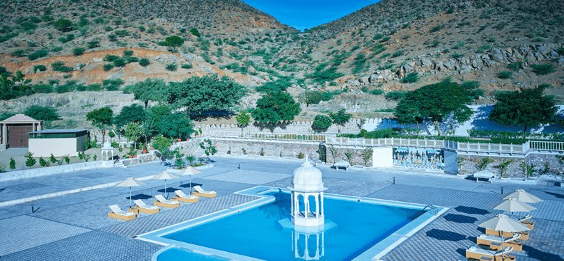 The Gateway Resort Aravali View