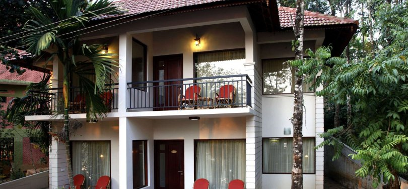 Cottages Exterior View of the Wave Wayanad Resort