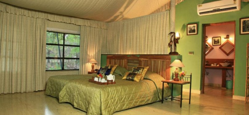 Pench Jungle Camp Tent Room