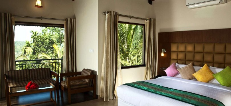 Suite Room at The Wave Wayanad Resort