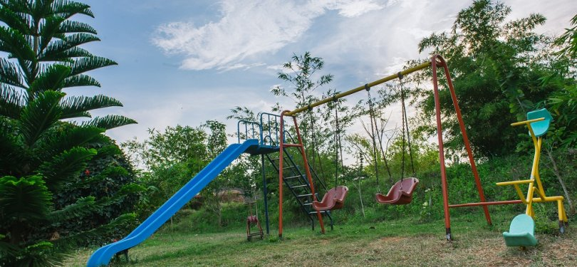 Red Earth Resort Children Play Area