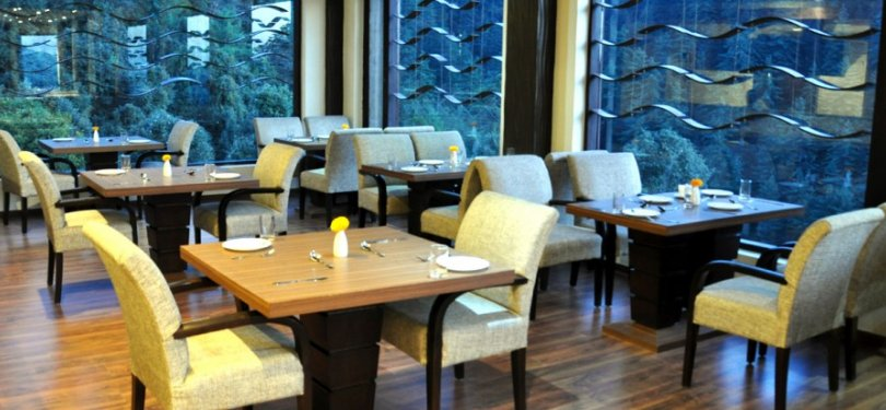 Shimla Haven Resort Restaurant