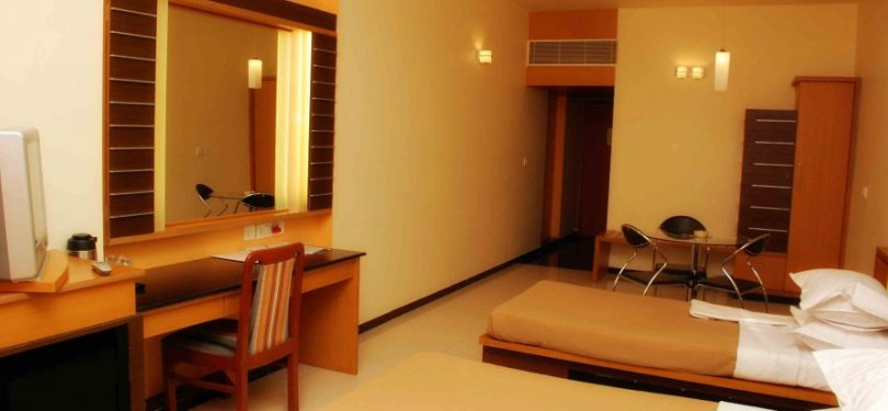 Malligi Luxury Room