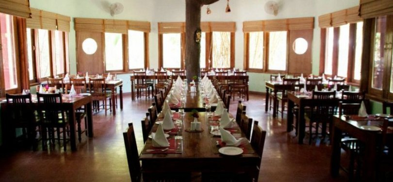 Pench Jungle Camp Restaurant