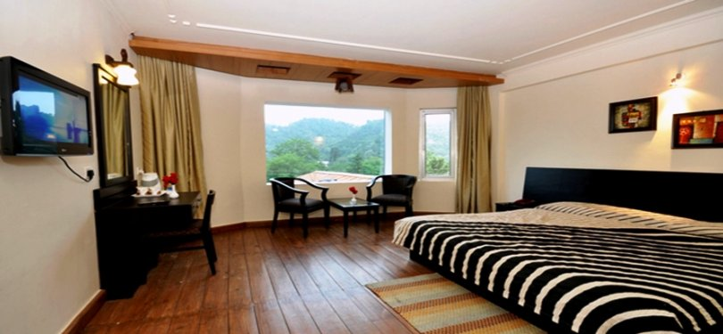 Suman Paradise Valley View Room