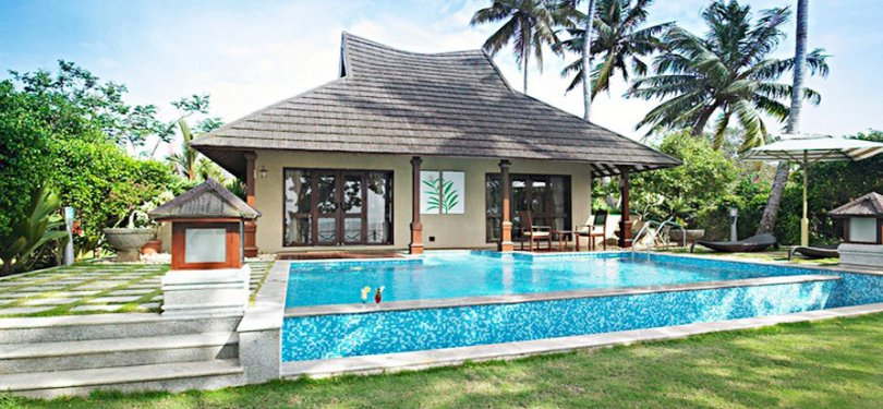 Zuri Resorts Cottage Outer View
