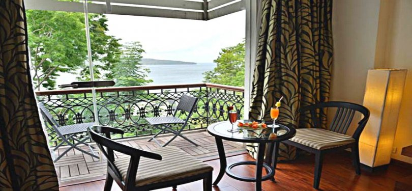 Port Blair Sea Shell In room Dining with Balcony