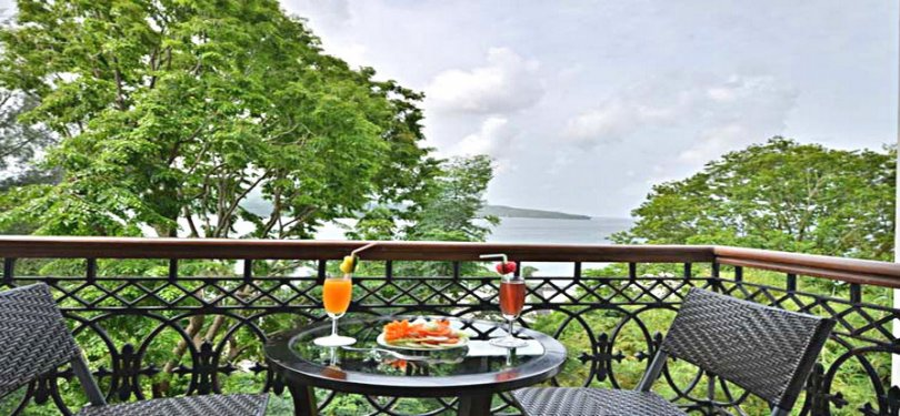 Port Blair Sea Shell Terrace Private Dining