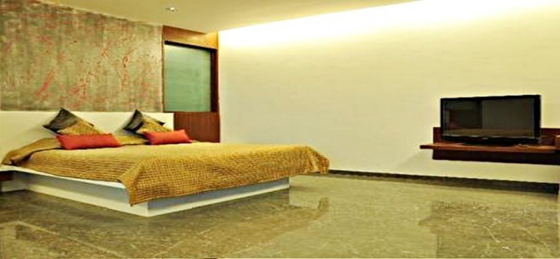 Jaisamand Island Resort Bedroom 2