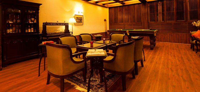 Hotel Sinclairs Darjeeling Meeting Room