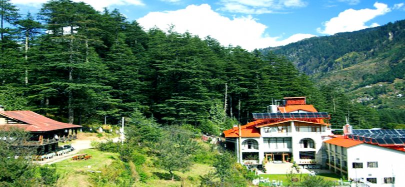 Manali Heights Lush Green Meadows