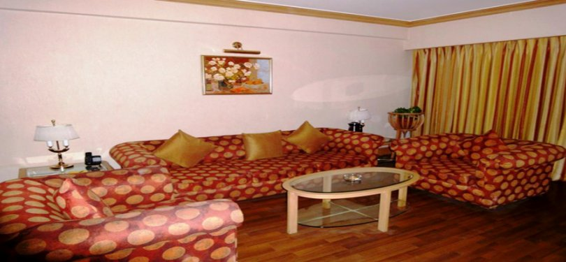 The Carlton Kodaikanal Living Separate Room