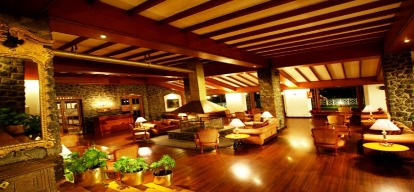 The Carlton Kodaikanal Lobby
