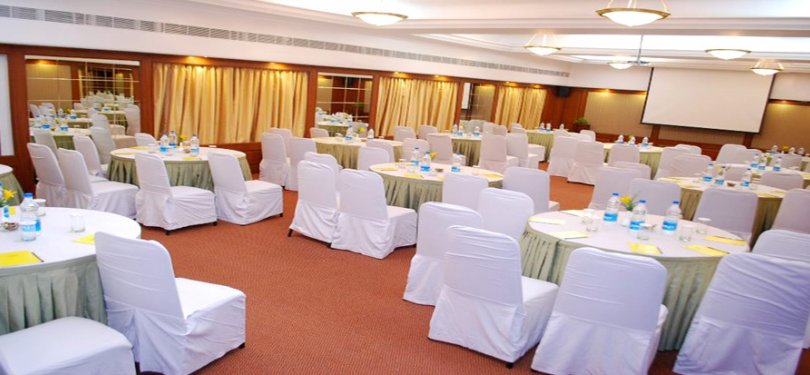 The Carlton Kodaikanal Conference Room