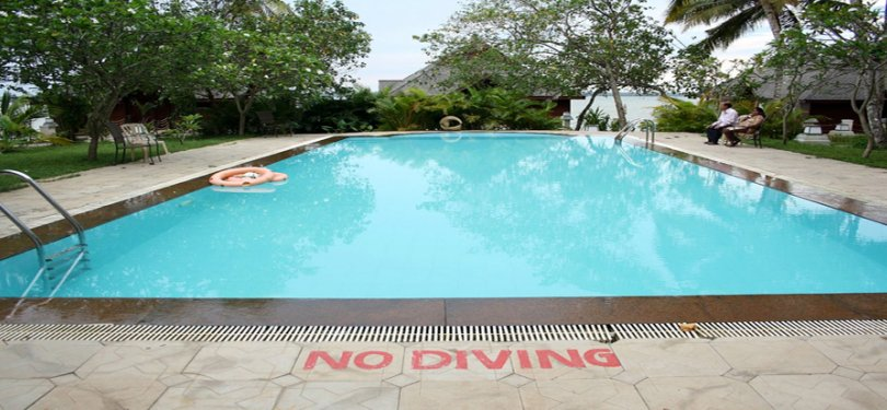 Club Mahindra Ashtamudi Swimming Pool