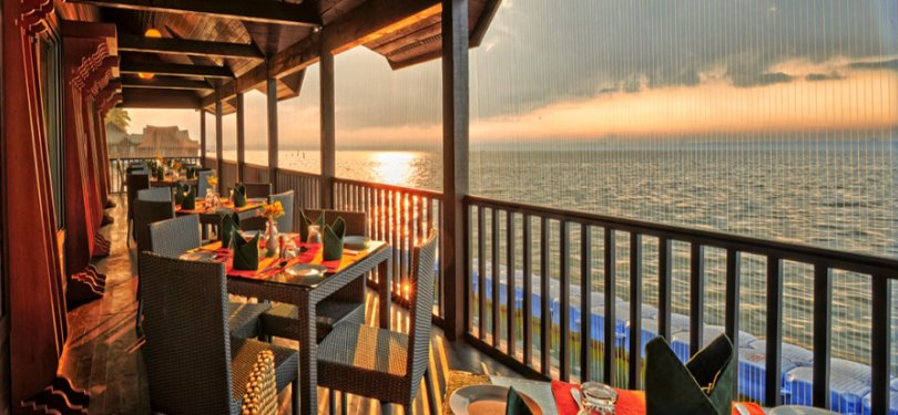 Club Mahindra Ashtamudi Lake Facing Sunset Deck