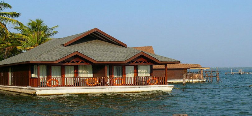 Club Mahindra Ashtamudi Floating Cottage