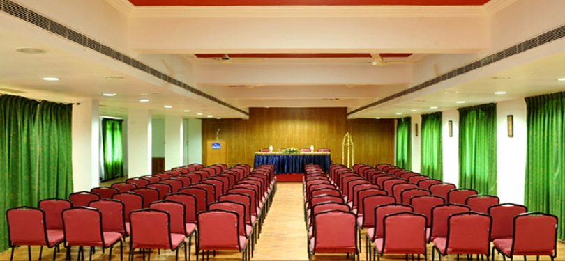 Swagath Holiday Resort Conference Hall