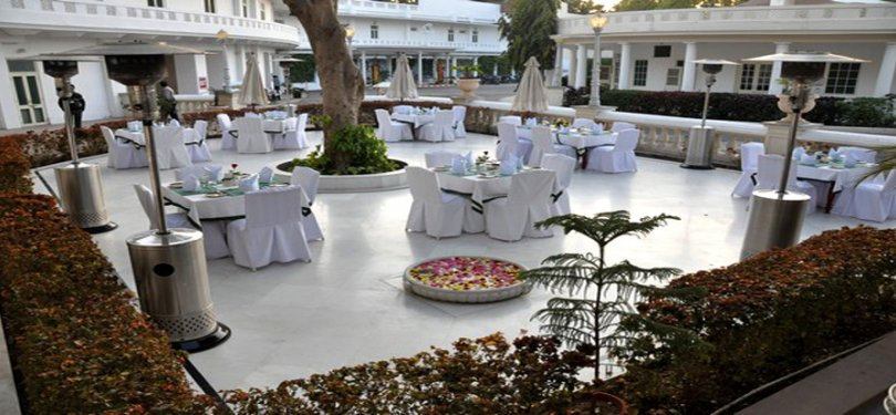 Garden Hotel Wedding Venue