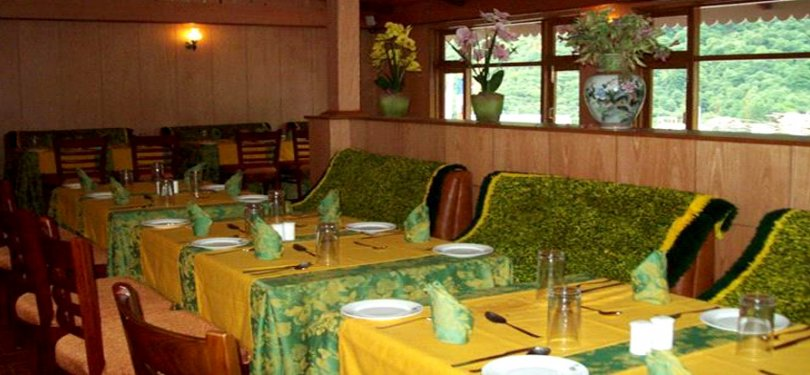 Yarlam Resort Restaurant