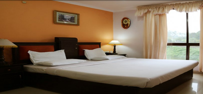 Archana residency Deluxe Room