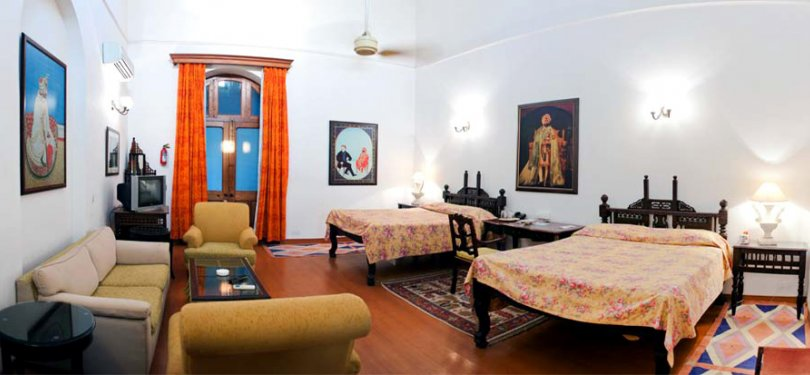 The Baradari Palace 2 Double Bedroom