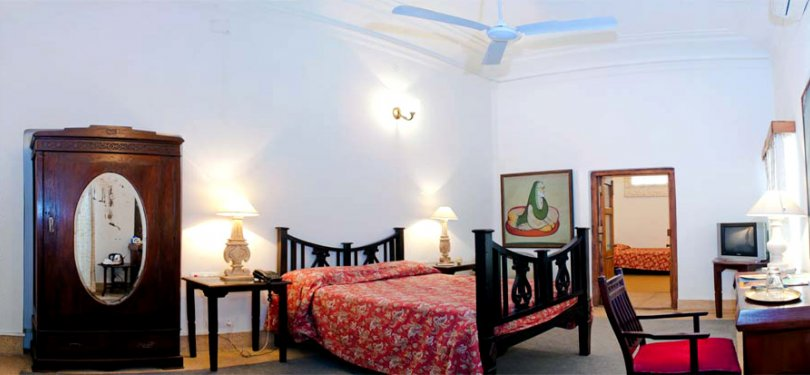 The Baradari Palace Heritage Room