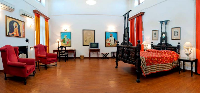 The Baradari Palace Couple Room