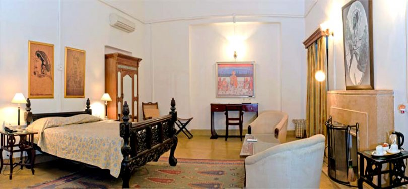 The Baradari Palace Double Room