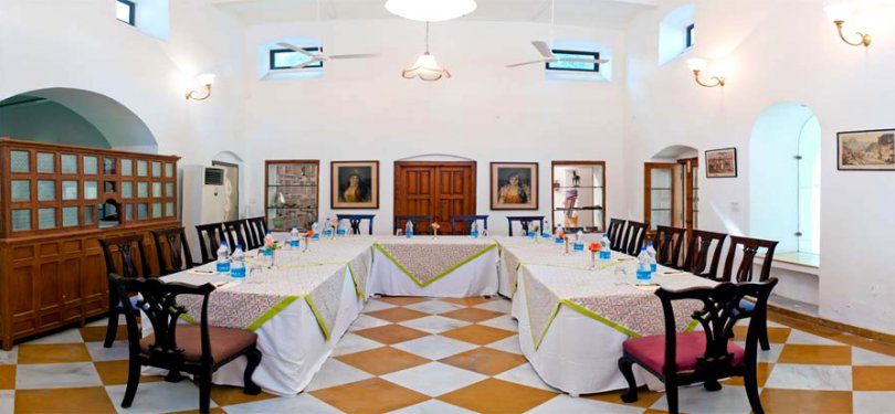 The Baradari Palace Conference Room
