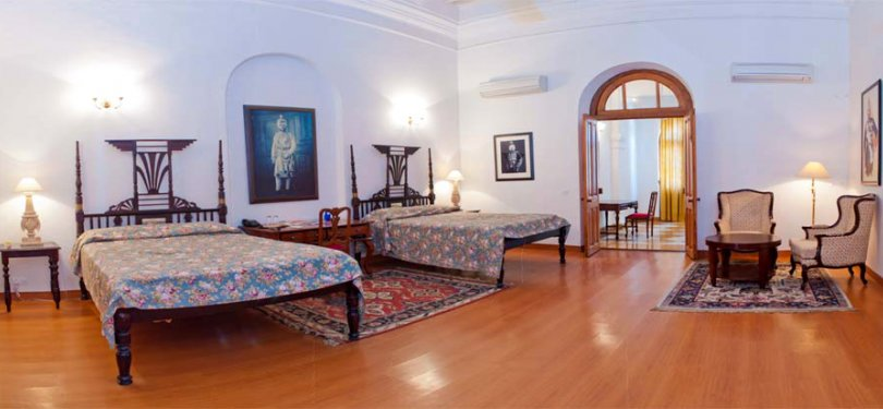 The Baradari Palace Heritage Royal Room