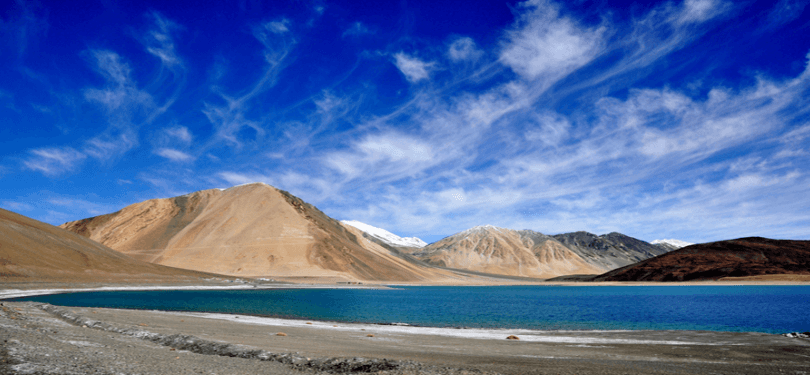 Beautiful Pangong Lake