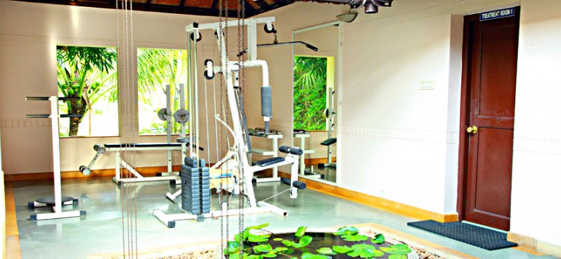 Whispering Palms Resort Health Club