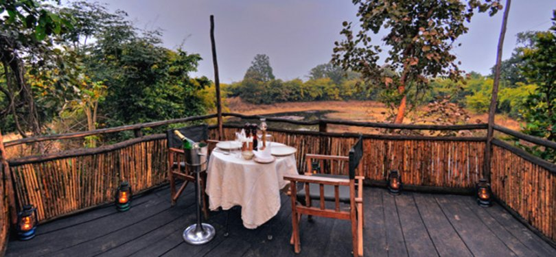 Tree House Hideaway Private Dining