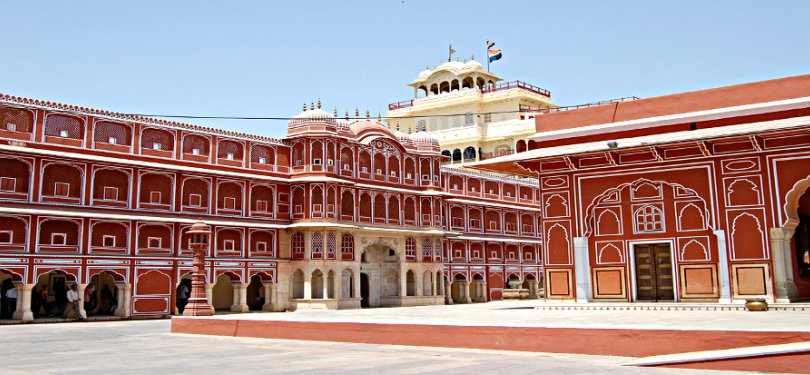 City Palace and Museum Jaipur