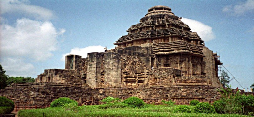 Konark Sun Temple in Odisha