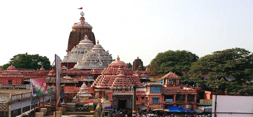 Odisha's Jagannath temple in Puri