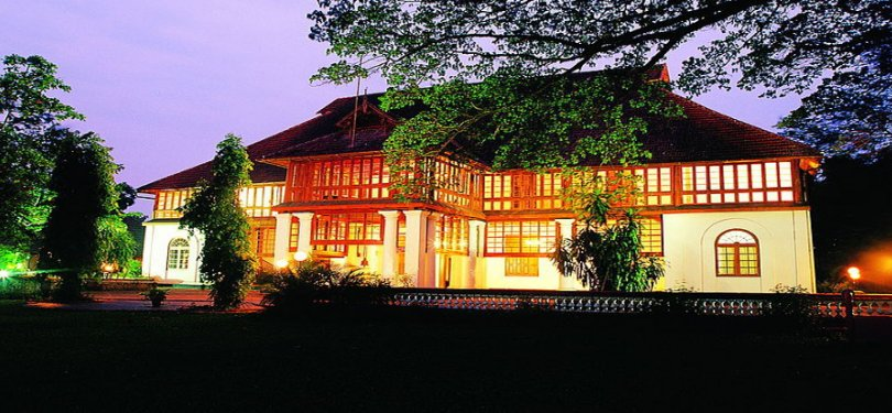 Bolgatty palace kochin