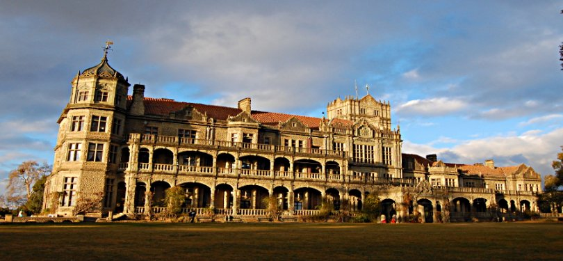 Shimla's Vice Regal Lodge