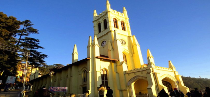 Church In Shimla