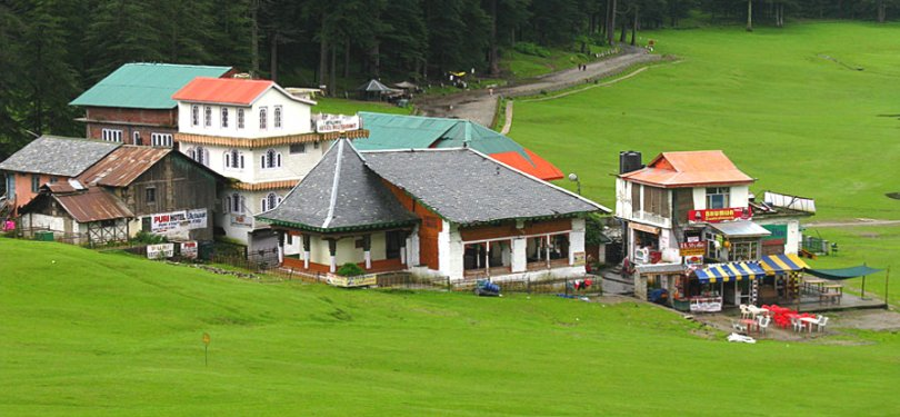 Resort in Dalhousie