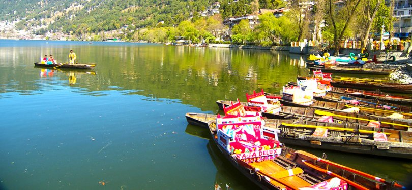 Majestic Uttrakhand Tour  Lake View
