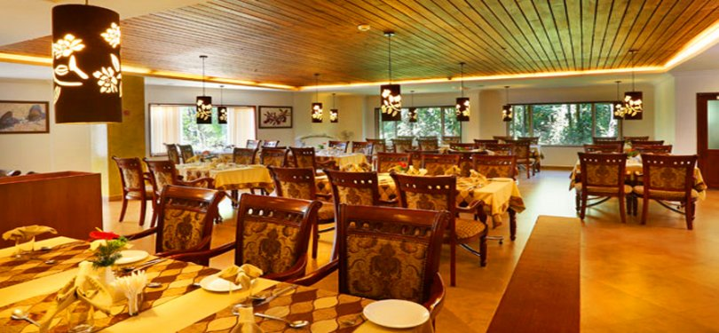 Spice Grove Hotels & Resorts Fine Dining Restaurant