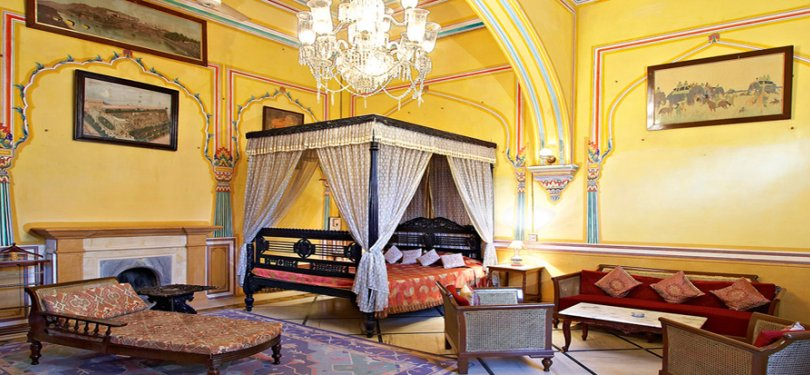 Narain Niwas Palace Royal Suite