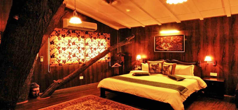 The Tree House Resort Deluxe Room