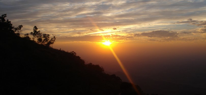 Sunset Veiw Mount Abu