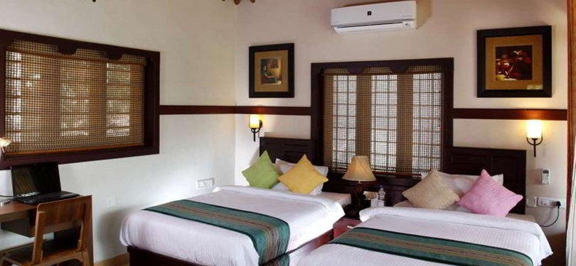 Deluxe Room at The Wave Wayanad Resort